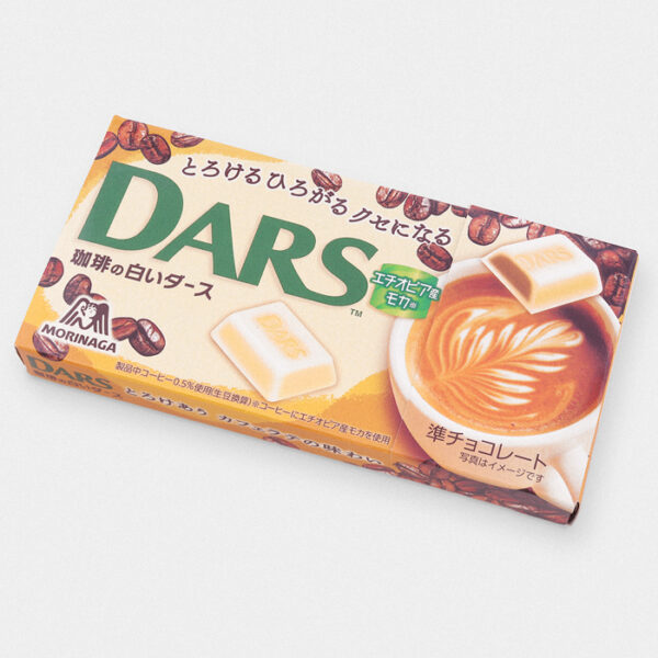 DARS Coffee Mocha Chocolate