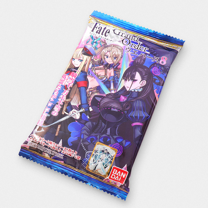 Fate/Grand Order Wafer Cookie