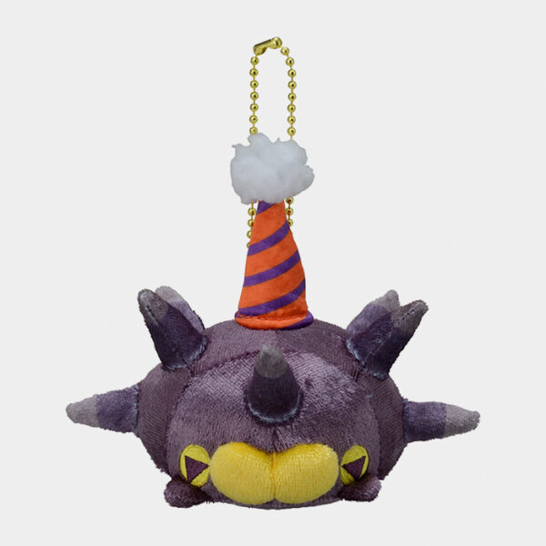 Pokémon Christmas 2020 Pincurchin Keychain Plush
