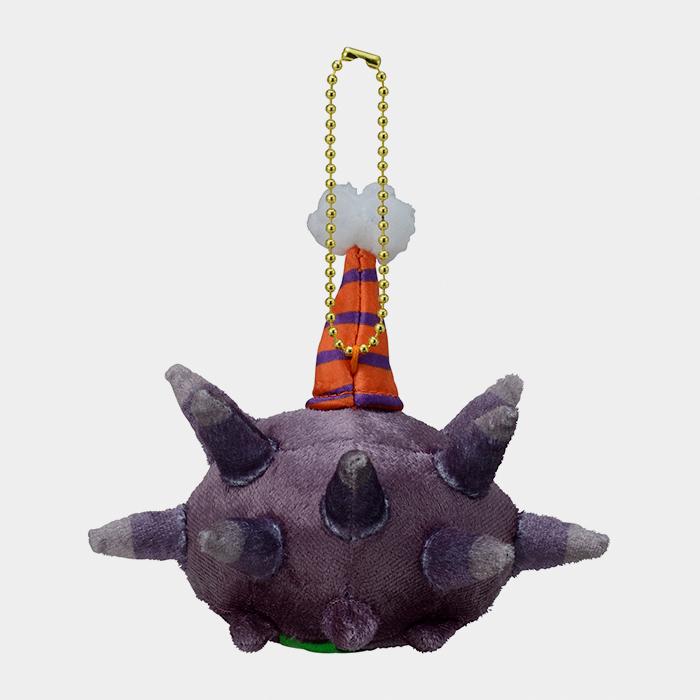Pokémon Christmas 2020 Pincurchin Keychain Plush