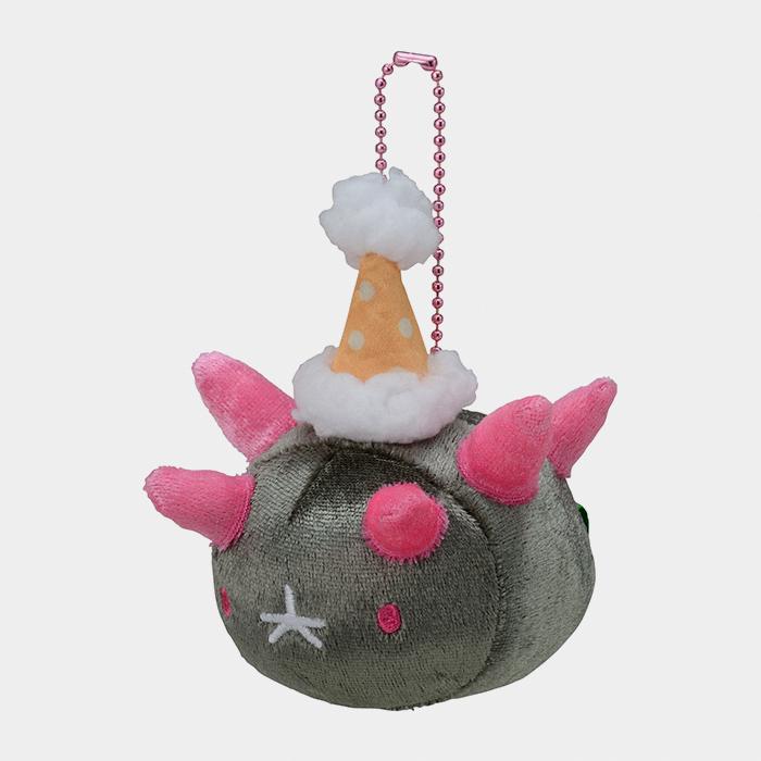 Pokémon Christmas 2020 Pyukumuku Keychain Plush