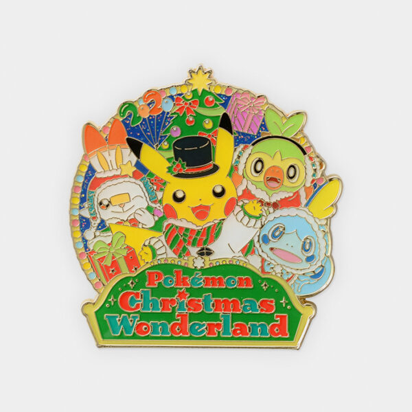 Pokémon Christmas 2020 Pin