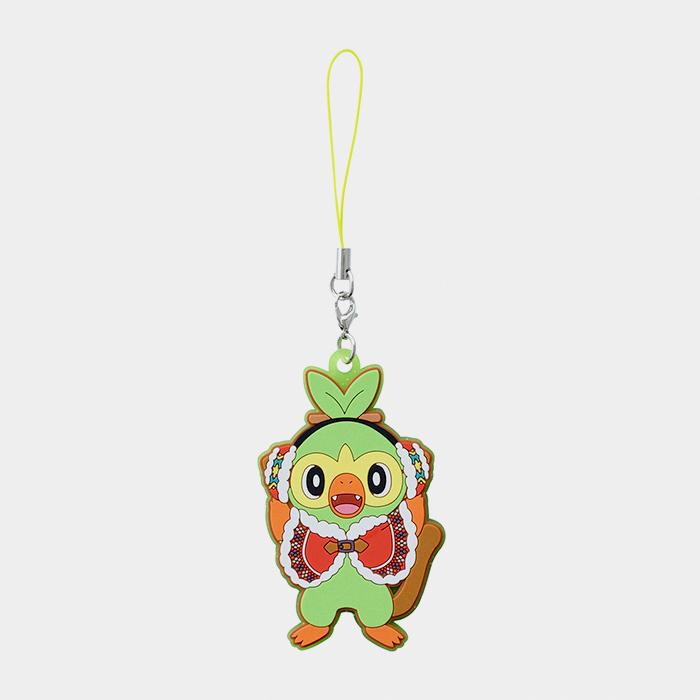 Pokémon Christmas 2020 Rubber Charms