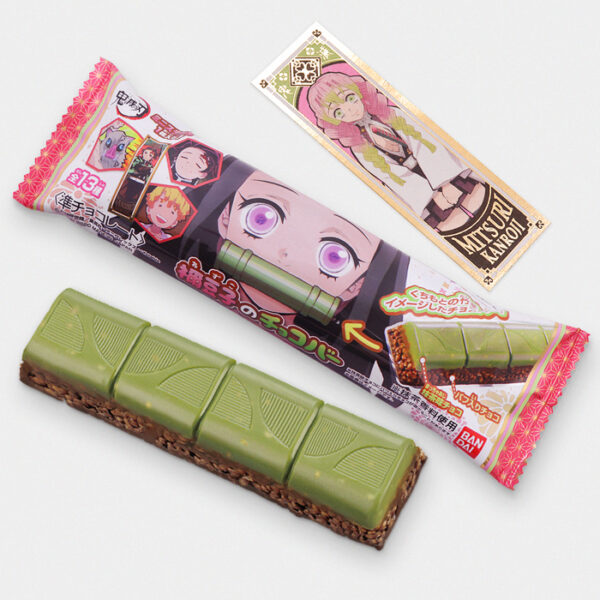 Demon Slayer: Kimetsu no Yaiba Nezuko Bamboo Chocolate