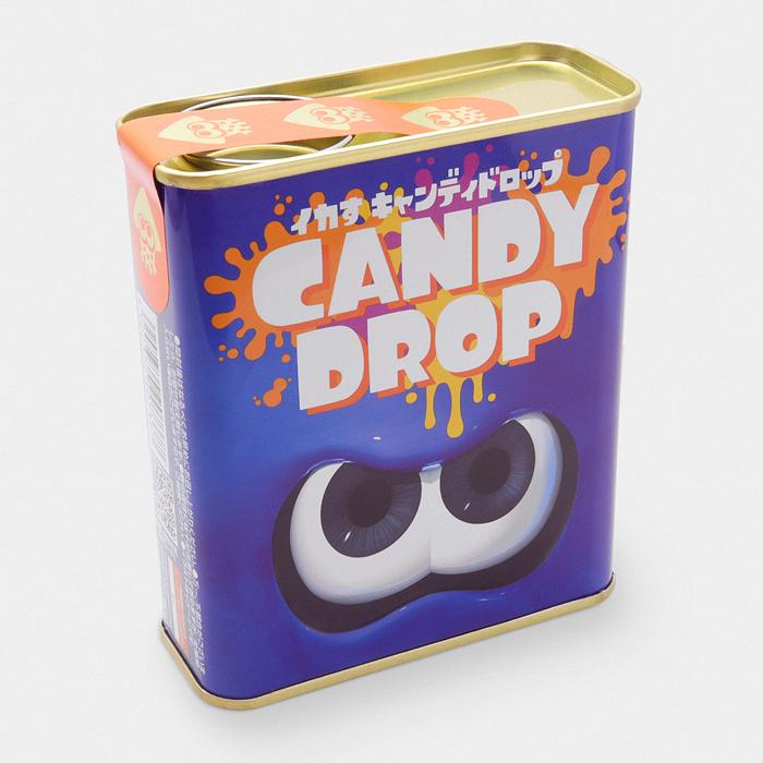 Nintendo Store Tokyo Splatoon Drop Candy Tin
