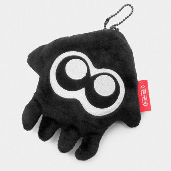 Nintendo Store Tokyo Splatoon Inkling Keychain Plush
