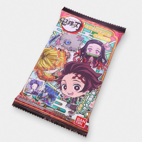 Demon Slayer: Kimetsu no Yaiba Wafer Cookie