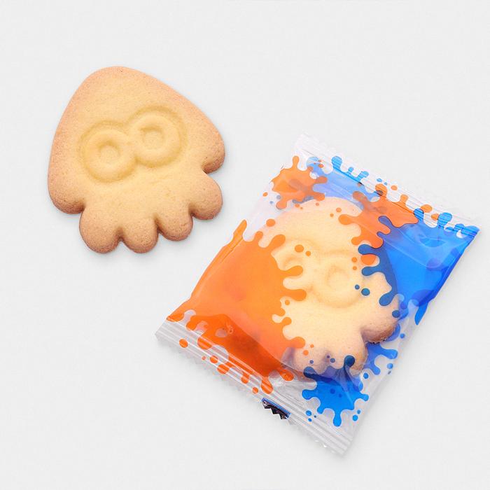 Nintendo Store Tokyo Splatoon Cookies
