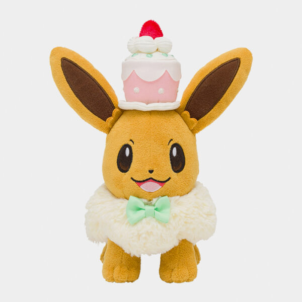 Pokémon Mysterious Tea Party Eevee Plush
