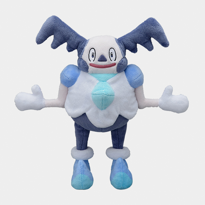 Pokémon Center Galarian Mr. Mime Plushie