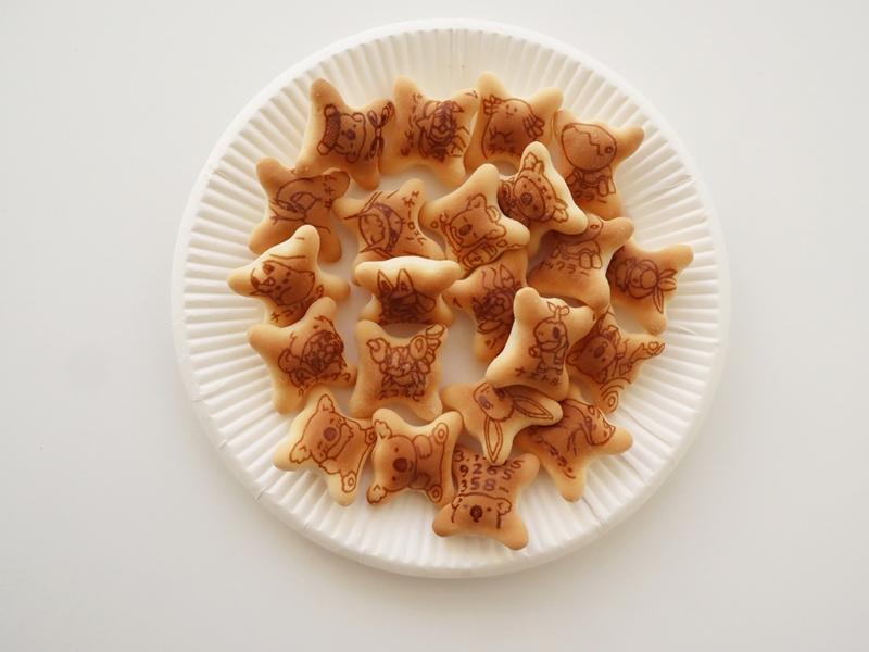 Koala's March Cookies – Pokémon Cheesecake