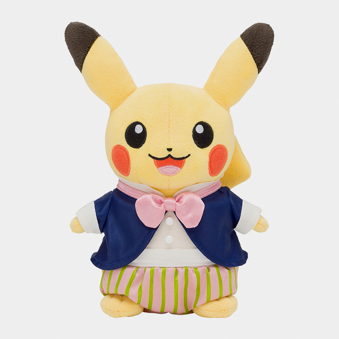 Pikachu Mysterious Tea Party Plush