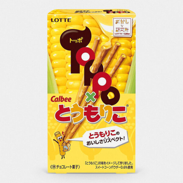 Toppo Cookie Sticks – Toumorico Corn