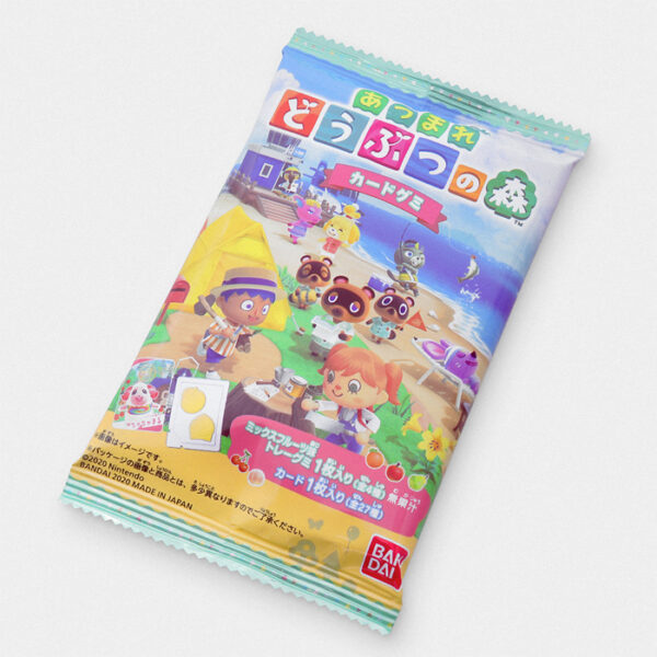 Animal Crossing Gummy Candy