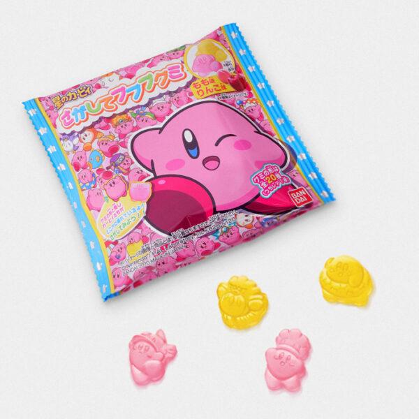 Kirby's Dream Land Gummy Candy