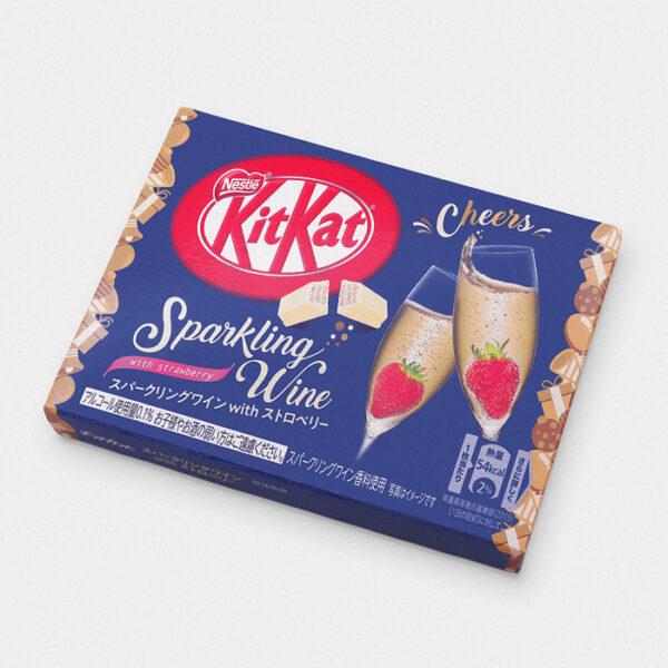 Sparkling Wine Champaign Kit Kat
