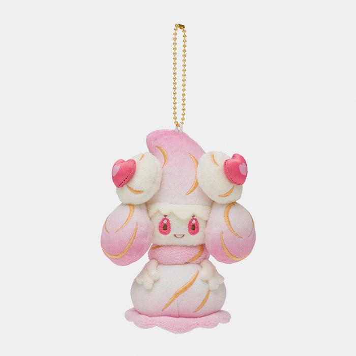 Pokémon Center Mysterious Tea Party Alcremie Keychain Plush