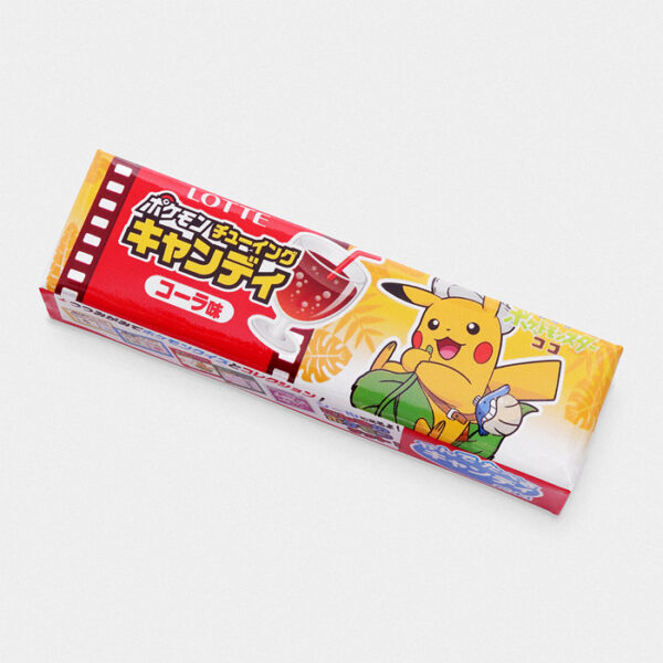Pokémon Coco Movie Cola Sweets