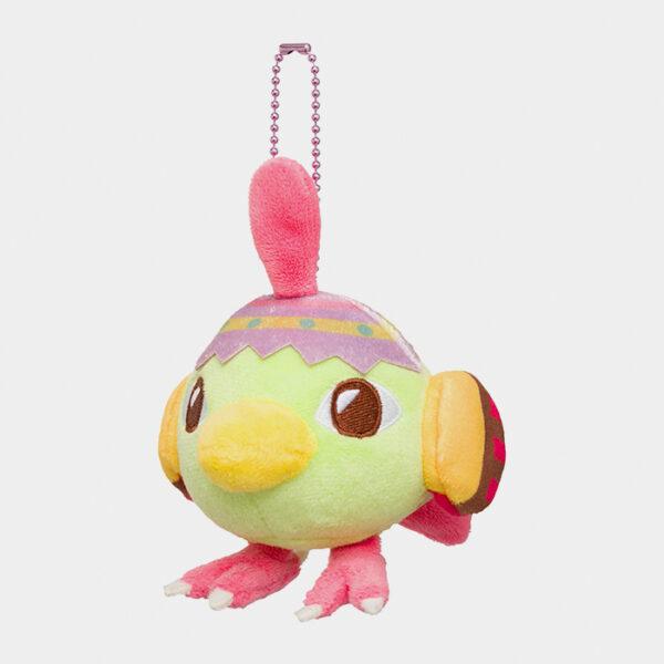 Pokémon Happy Easter Basket Natu Keychain Plush