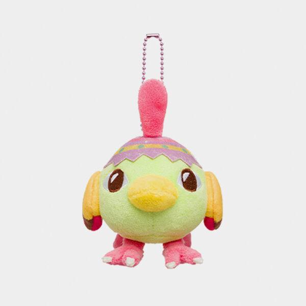 Pokémon Center Happy Easter Basket Natu Keychain Plush
