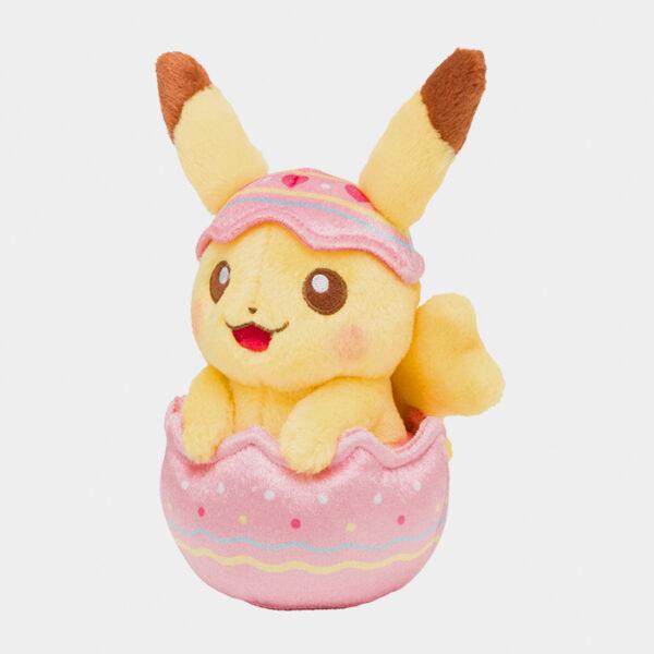 Pokémon Happy Easter Basket Pikachu Plush