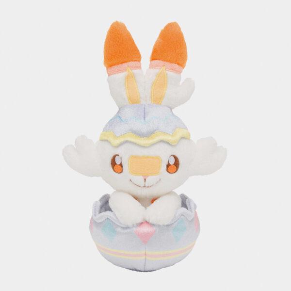 Pokémon Happy Easter Basket Scorbunny Plush