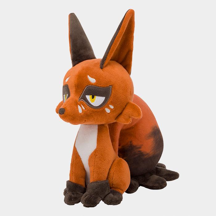 Pokémon Center Nickit Plushie