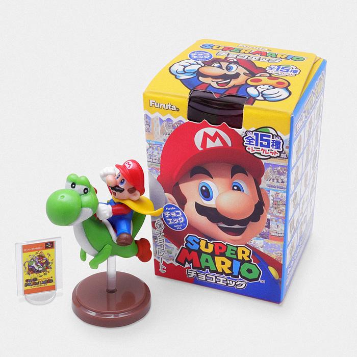 Japanese Super Mario Chocolate Egg