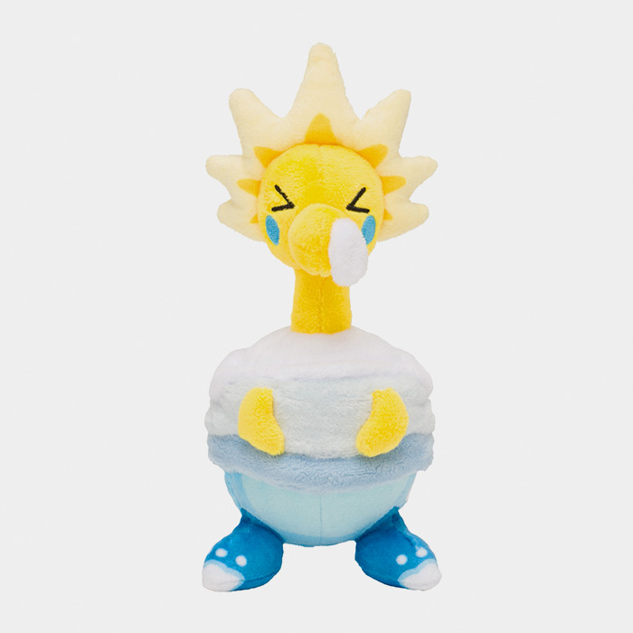 Pokémon Dolls Arctozolt Plushie