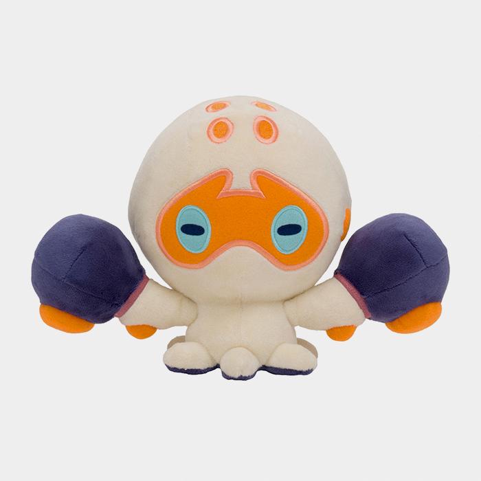 Pokémon Center Clobbopus Plushie