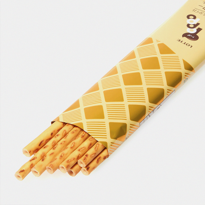 Japanese Toppo Cookie Sticks – Butter Caramel