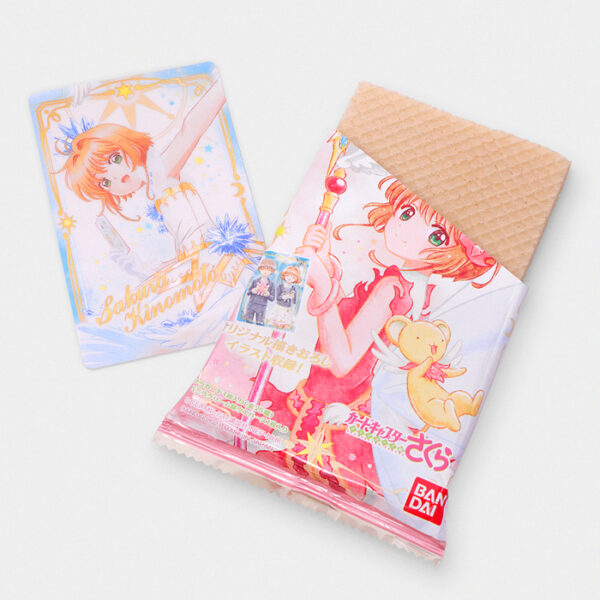 Cardcaptor Sakura Wafer Cookies Series 3