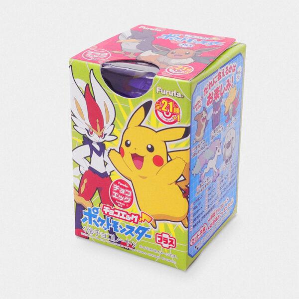 Japanese Pokémon Sword and Shield Chocolate Egg