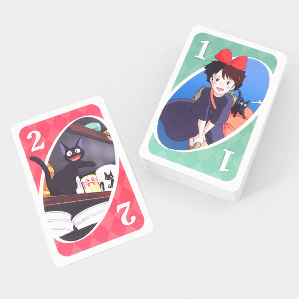 Studio Ghibli Kiki's Delivery Service UNO Cards