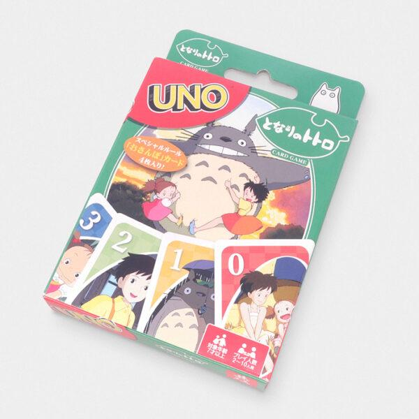 Studio Ghibli My Neighbor Totoro UNO Cards