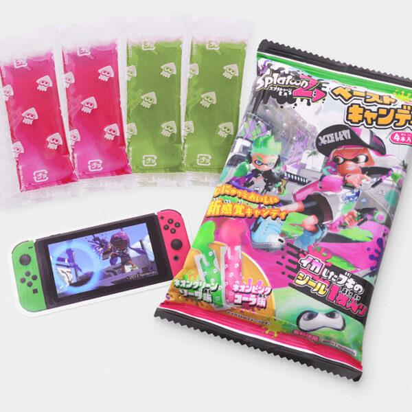 Japanese Splatoon 2 Gooey Gummy Candy