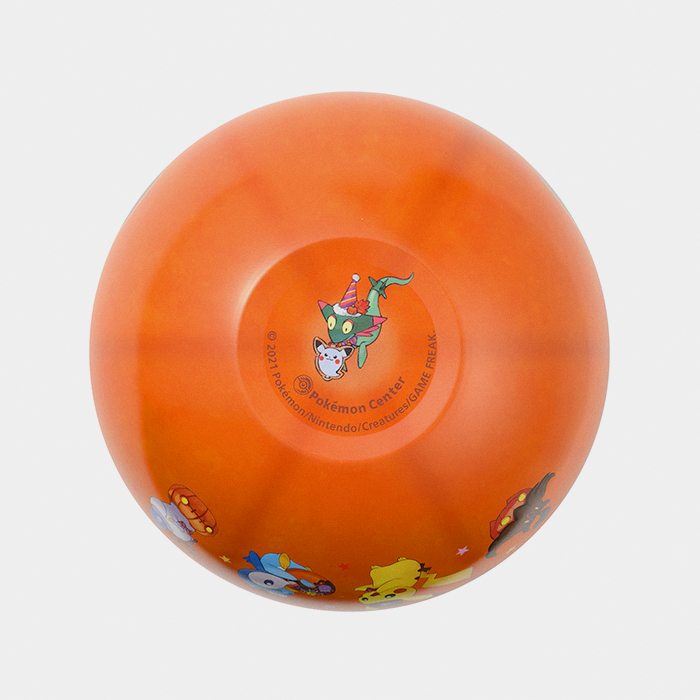 Pokémon Halloween 2021 Pumpkin Pikachu Cookie Tin