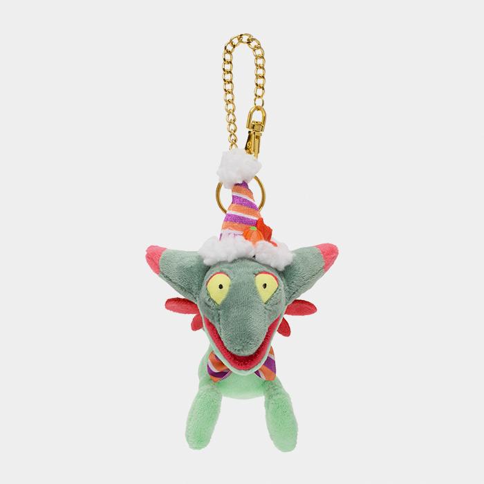 Pokémon Center Halloween 2021 Pumpkin Banquet Dreepy Keychain Plush