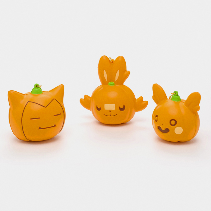 Pokémon Halloween 2021 Keychain Stress Balls