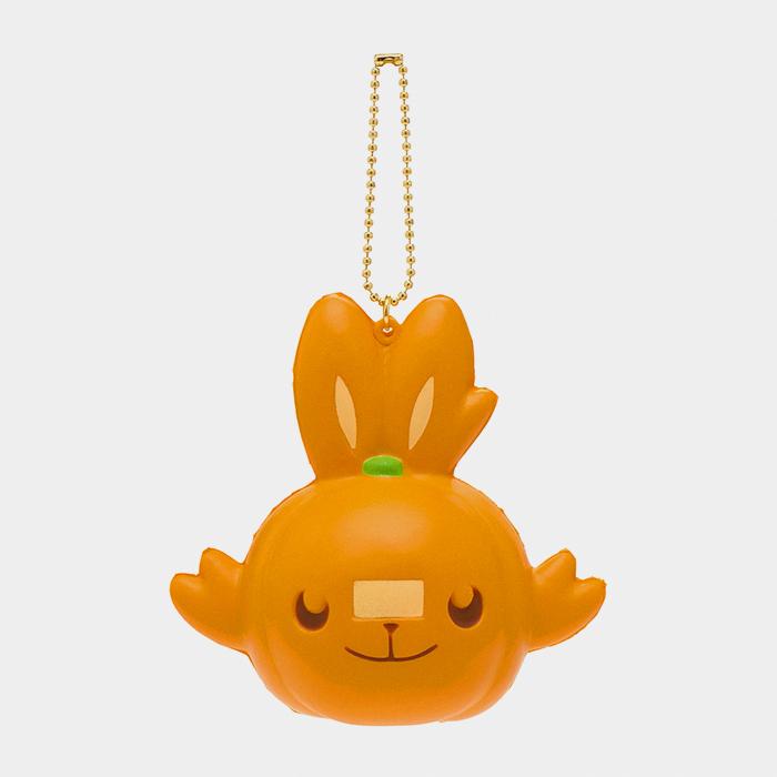 Pokémon Halloween 2021 Scorbunny Keychain Stress Ball