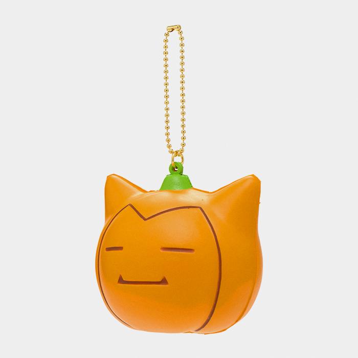 Pokémon Halloween 2021 Snorlax Keychain Stress Ball