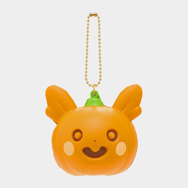 Pokémon Halloween 2021 Morpeko Keychain Stress Ball
