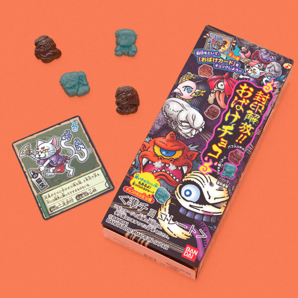 Japanese Yokai Ghost Chocolate